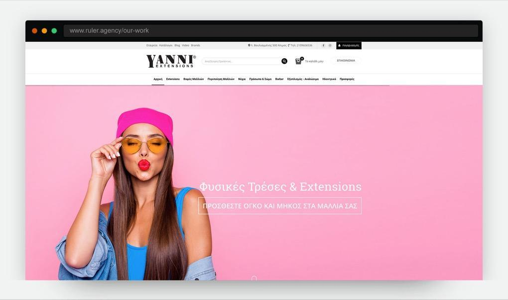 Yanni Extensions